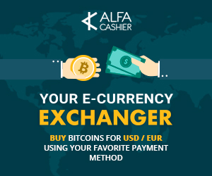 alfacashier exchange simple