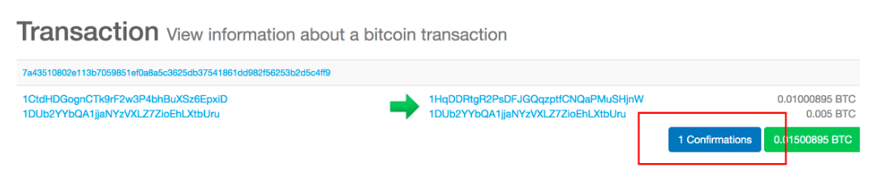 bitcoin anzahl bestätigungen