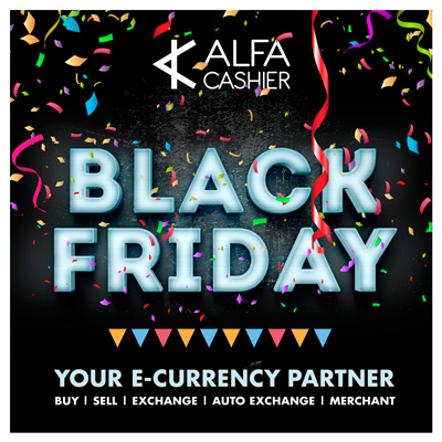 ¡Black Friday en ALFAcashier!