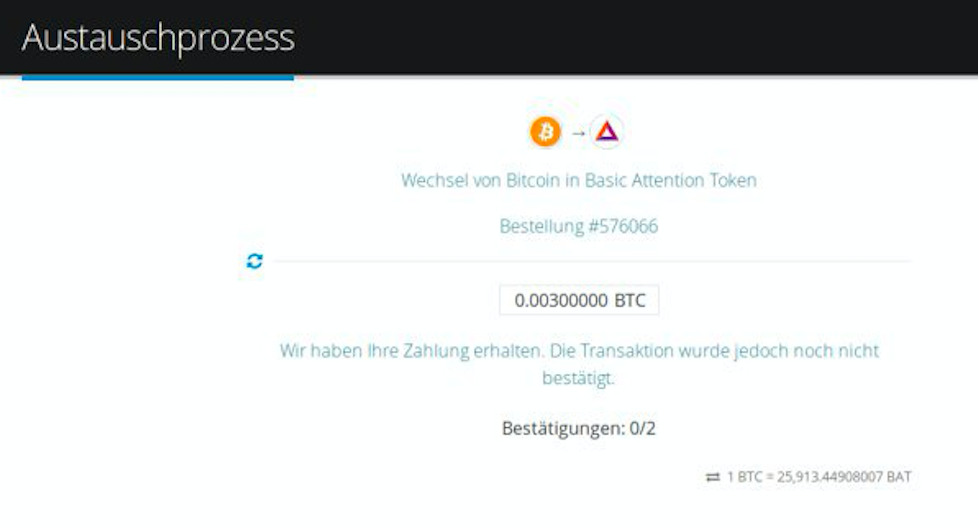 How to buy Basic Attention Token (BAT) pic8