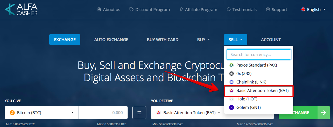 How to buy Basic Attention Token (BAT) pic10