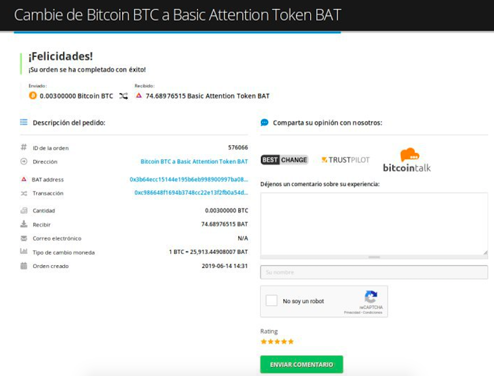 Cómo comprar Basic Attention Token (BAT) pic9