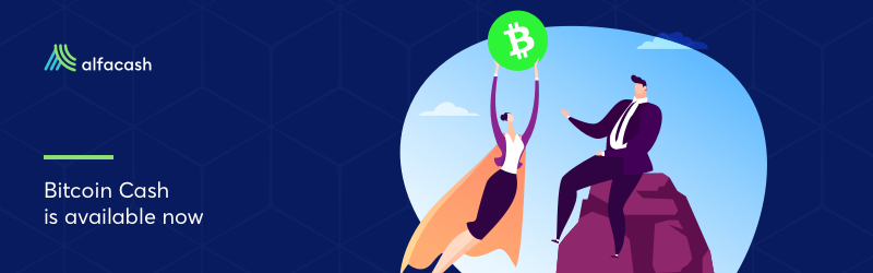 Bitcoin Cash is available!