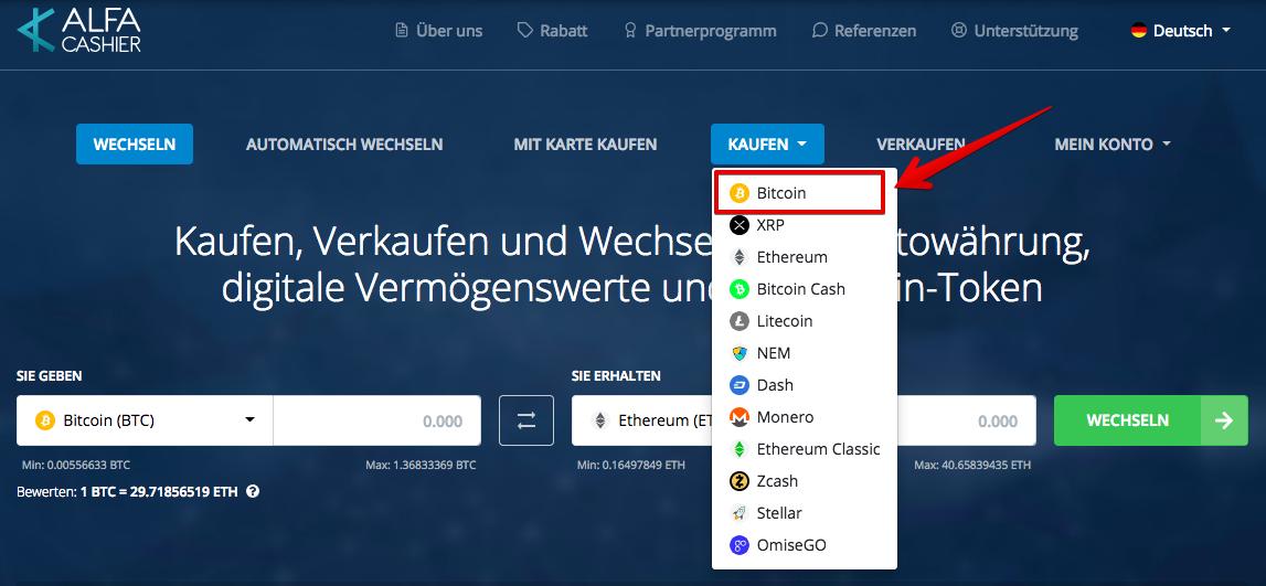 So Kaufen Sie Bitcoin Btc Mit P!   erfect Money Usd Alfacashier -