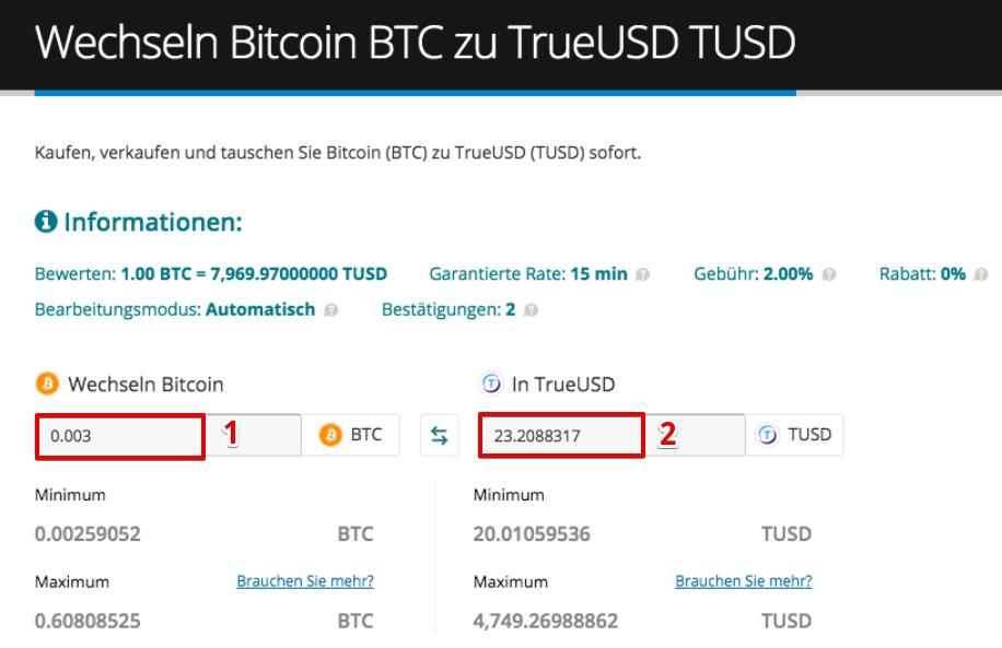 Wie kaufe ich TrueUSD (TUSD) pic4