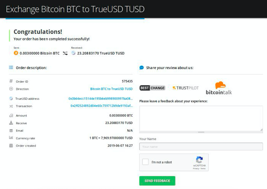 How to buy TrueUSD (TUSD) pic9