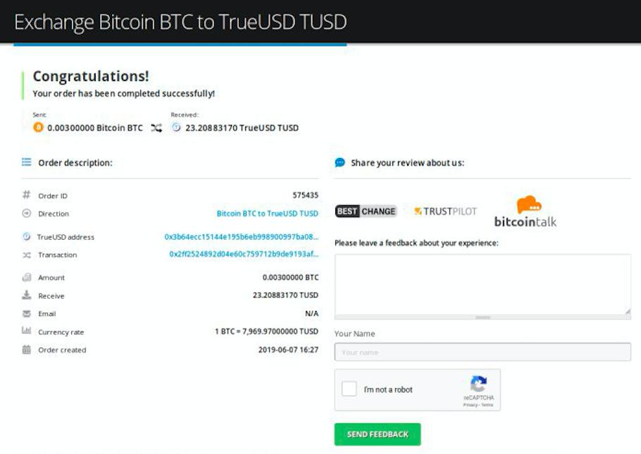 How to buy TrueUSD (TUSD) pic9