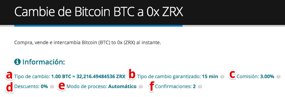 Cómo comprar 0x (ZRX)