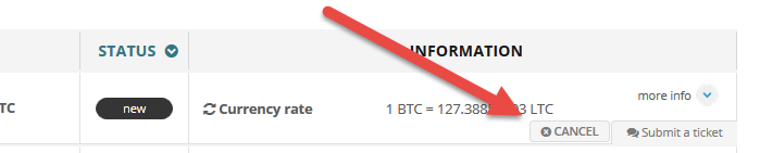 On orders page in your account (only for registered users)