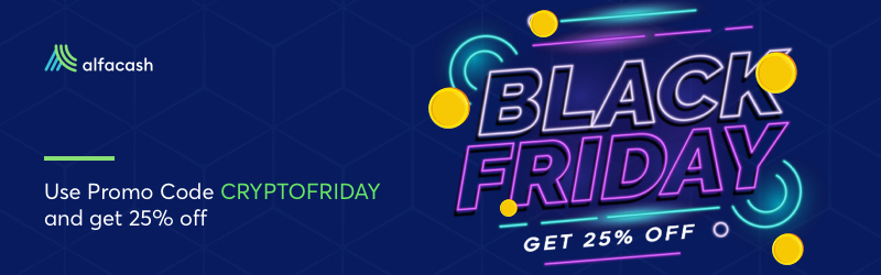 Black Friday 2020 bei Alfacash