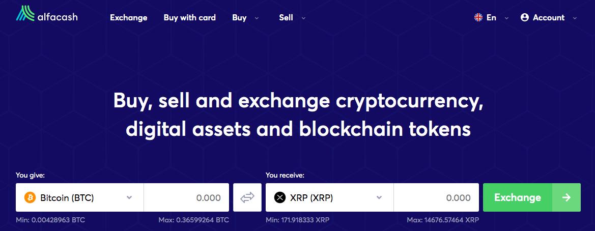 main page alfacash