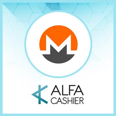 Добавлена поддержка Monero на ALFAcashier.com!