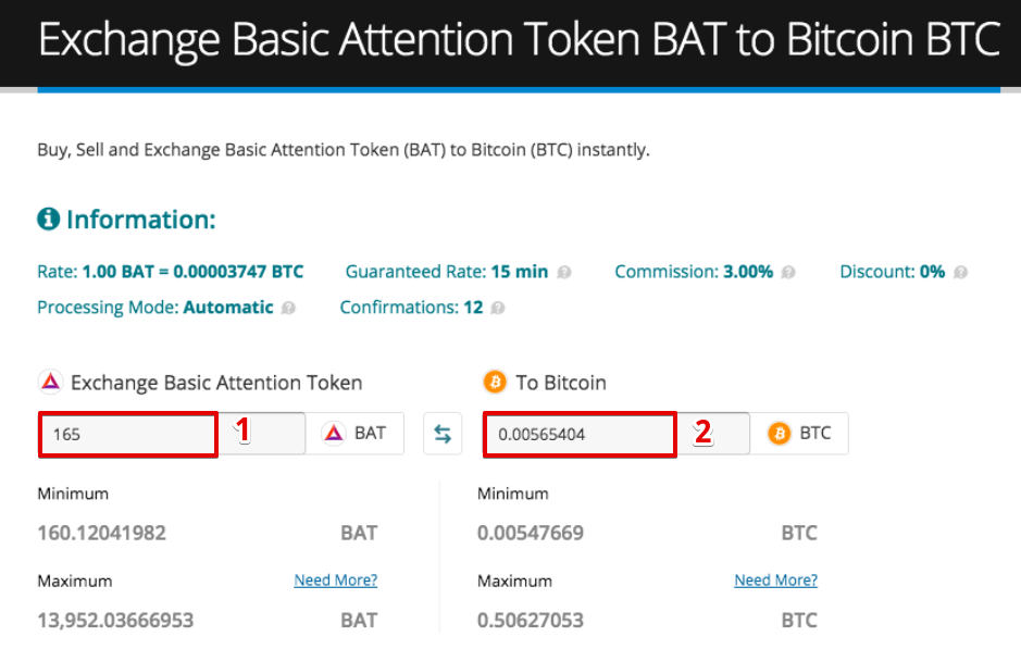 How to sell Basic Attention Token (BAT)  pic4
