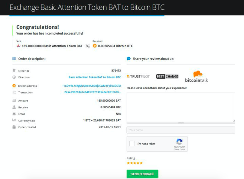 How to sell Basic Attention Token (BAT)  pic9