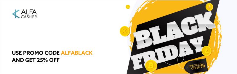 ¡Las ofertas del Black Friday ya comenzaron en ALFAcashier!