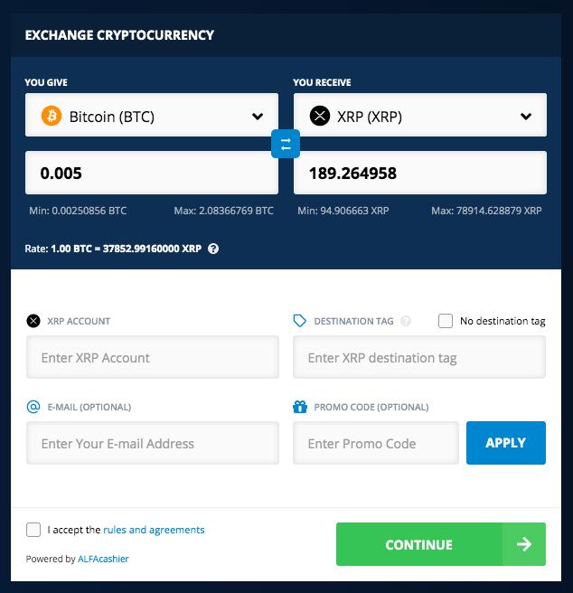 Earn money with Alfacash widget